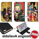 One Piece Hot Anime Manga PU Leather Wallet Flip ID Slot Sta