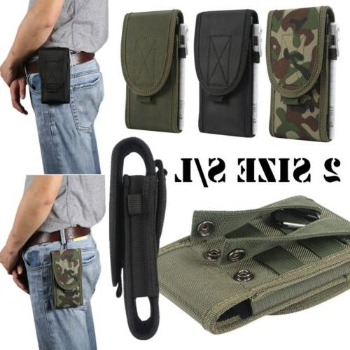 Outdoor Phone Wallet Bag Men Pouch Holster Cover