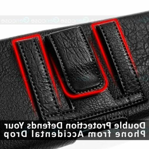 Pouch Holster for Wallet Belt Case