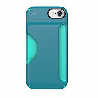 Speck Wallet iPhone 7 Cases Mineral Teal
