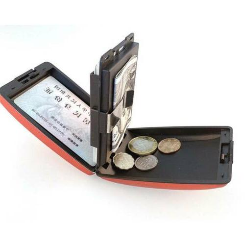 RFID Credit Protector ID Case Hard Business US NEW