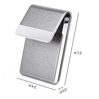 MaxGear Blocking Business Business Card Holder Name