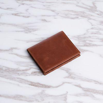 Alpine RFID Slim Leather Wallet