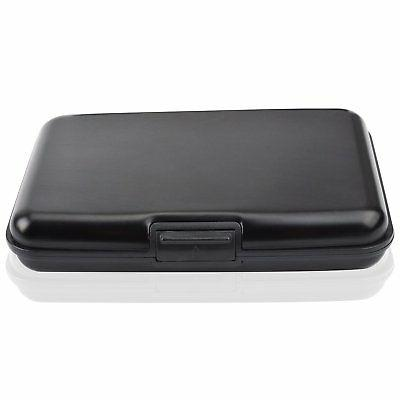 MaxGear RFID Credit Protector Card Case Holder Hard