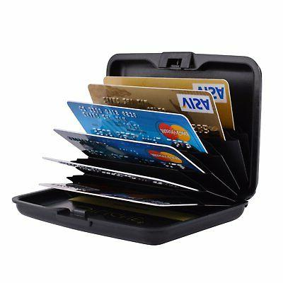 rfid credit card protector card case holder