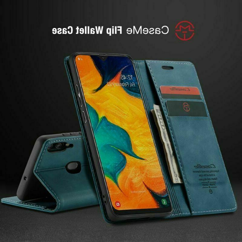 For Samsung A30 A50/51 Flip Cover Stand