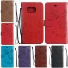 For Samsung Galaxy J7 J5 J3 Prime ON7 ON5 Case Slim Leather