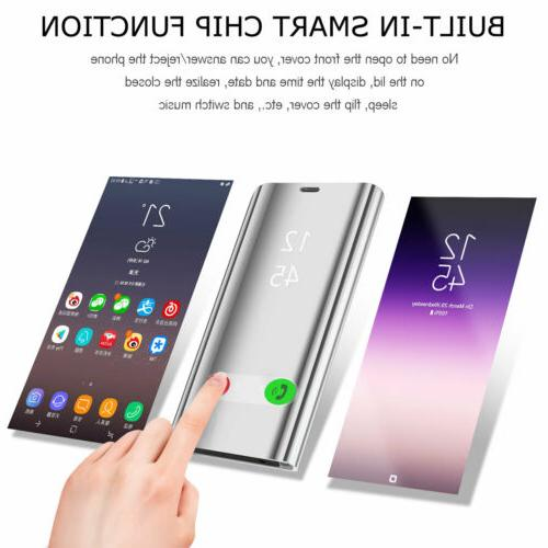 For Galaxy 20 Note 20 Ultra Leather Smart