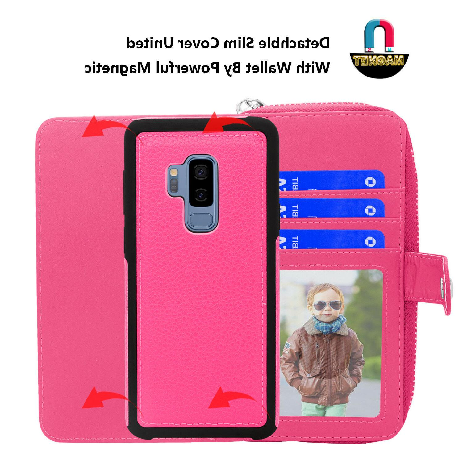 for Samsung Note 8 S9 S9 Case Wallet