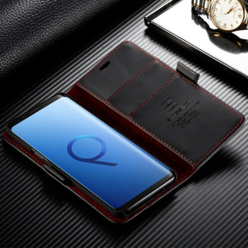 For 9 Luxury Wallet Stand Cover