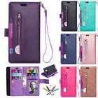For Samsung Galaxy Note 9/S9/S8 Flip Leather Wallet Stand Ca