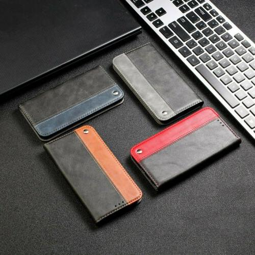For Galaxy Note10+/S9/S8 Plus Stand Case Cover
