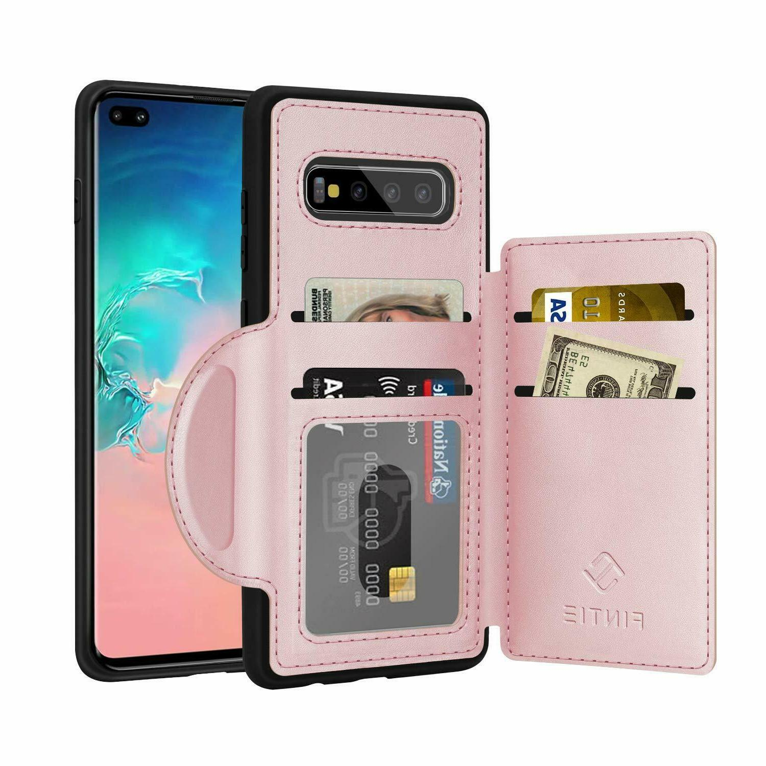 For Samsung / Case Card Slots