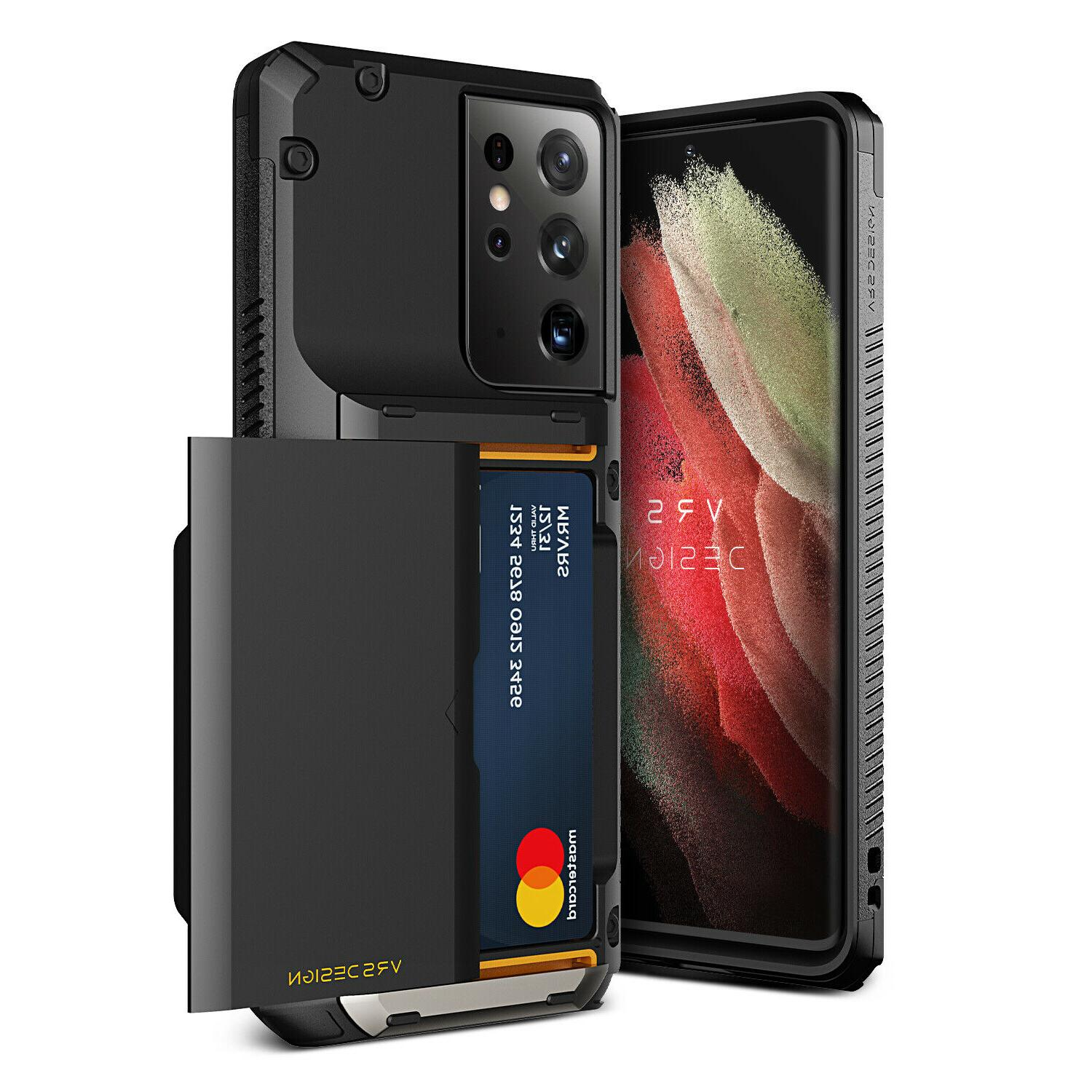 For Galaxy Plus/ Case VRS® Card