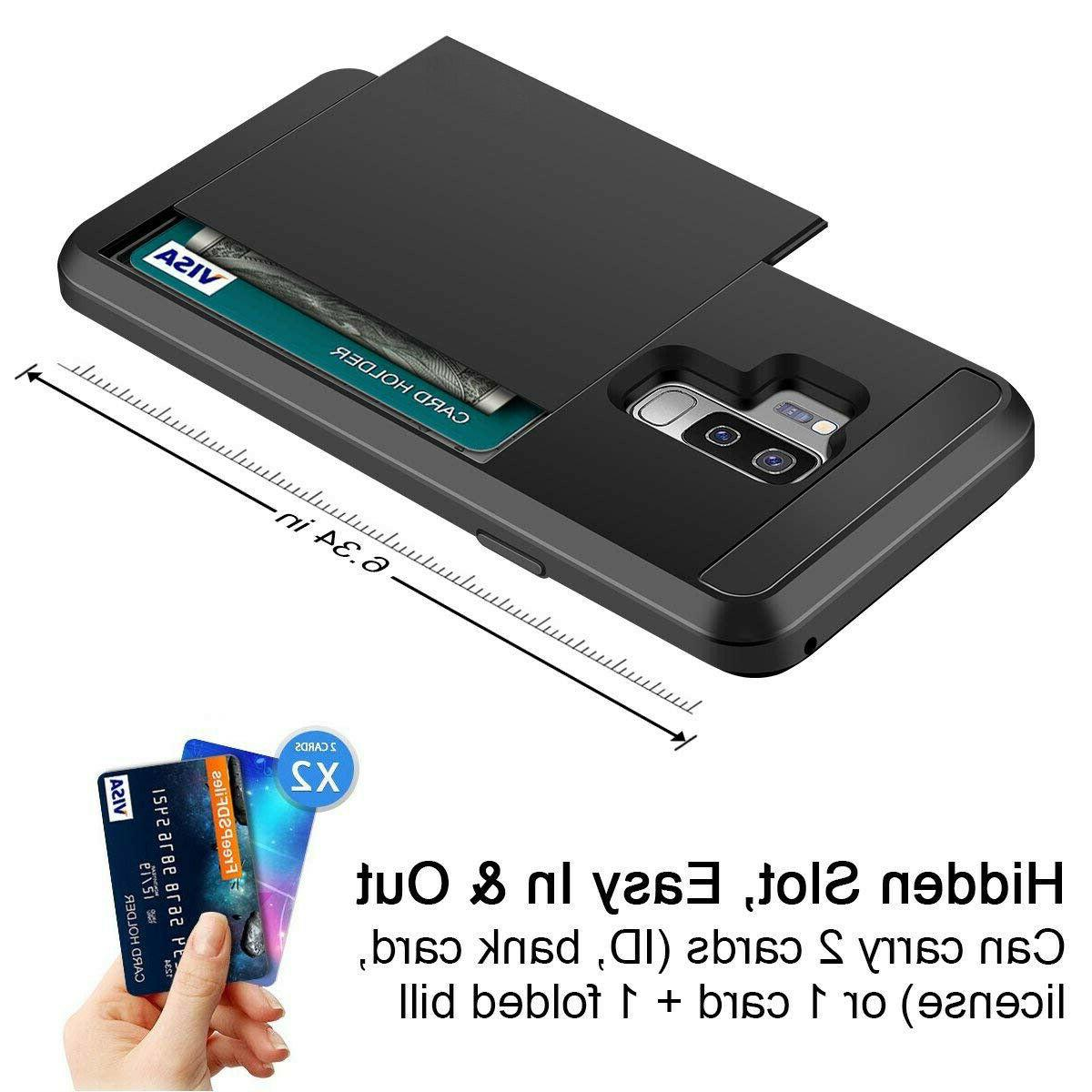 For S8 Plus Card Holder Screen