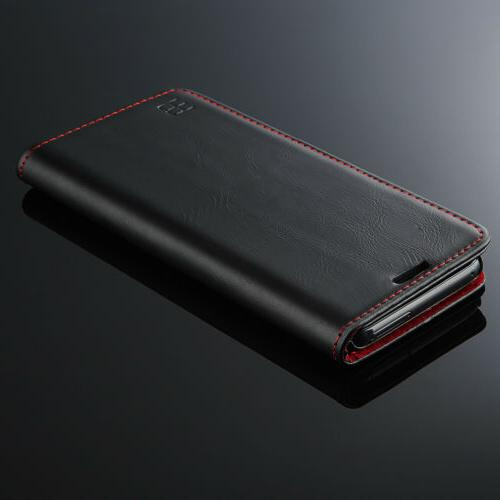 For Note 9 S9 Shockproof Leather