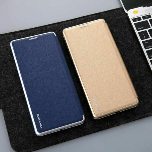For Samsung Note9/S7 Slim Leather Case Magnetic