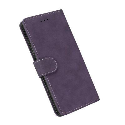 For Samsung Phone/S9/S8/S7/Note8 Flip Wallet Case Pouch Stand