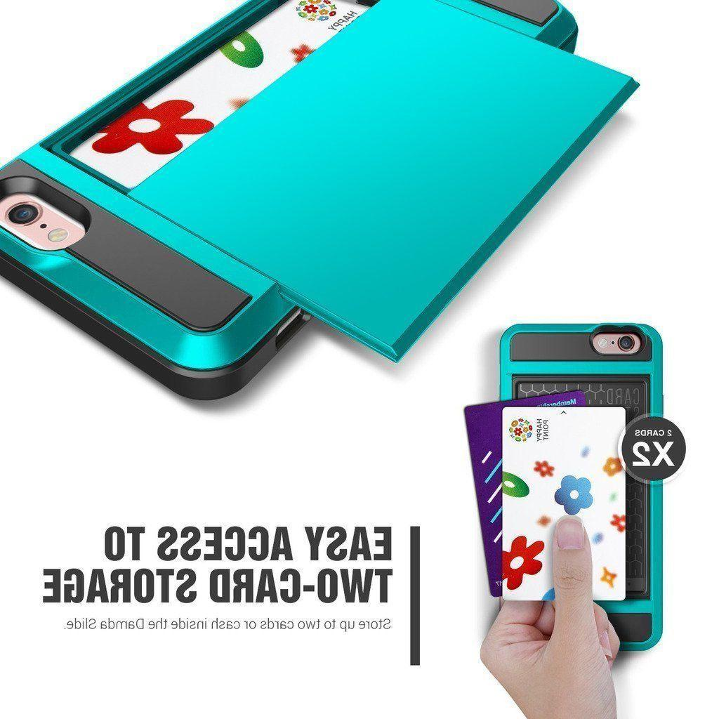 Fits Plus Shockproof Card Case Cover