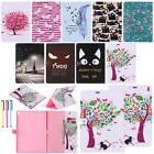 Smart Magnetic Leather Wallet Case Cover For iPad 9.7 2018/P