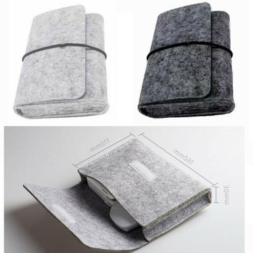 Soft Bag+Wallet Case For Air Retina 15 Touch