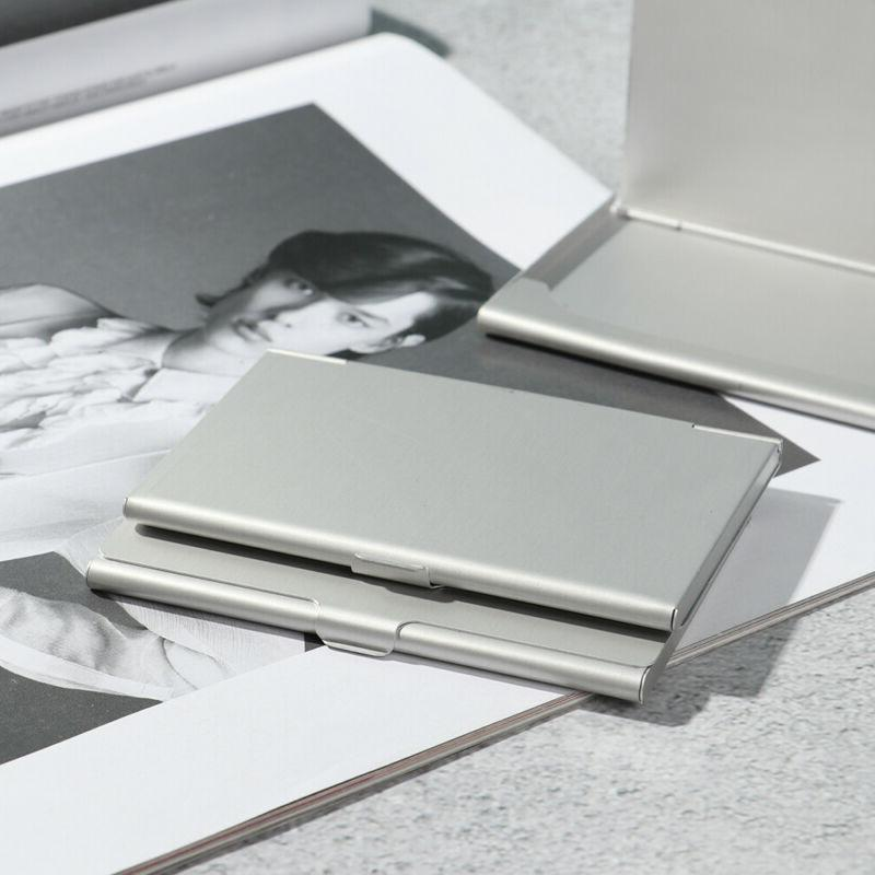 Thin Stainless Card Case Card Packaging Box