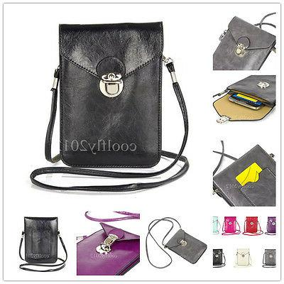 Universal for Cell Phone Wallet Bag Purse Pouch Sleeve Handb