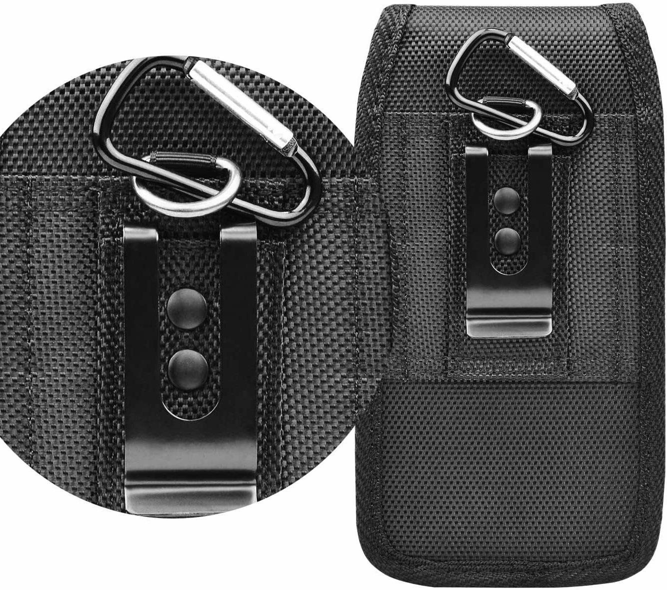 Vertical Pouch with Belt Wallet Samsung