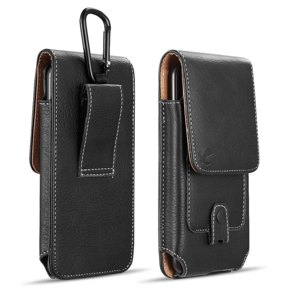 Vertical Pouch Holster Belt Clip iPhone Max XS