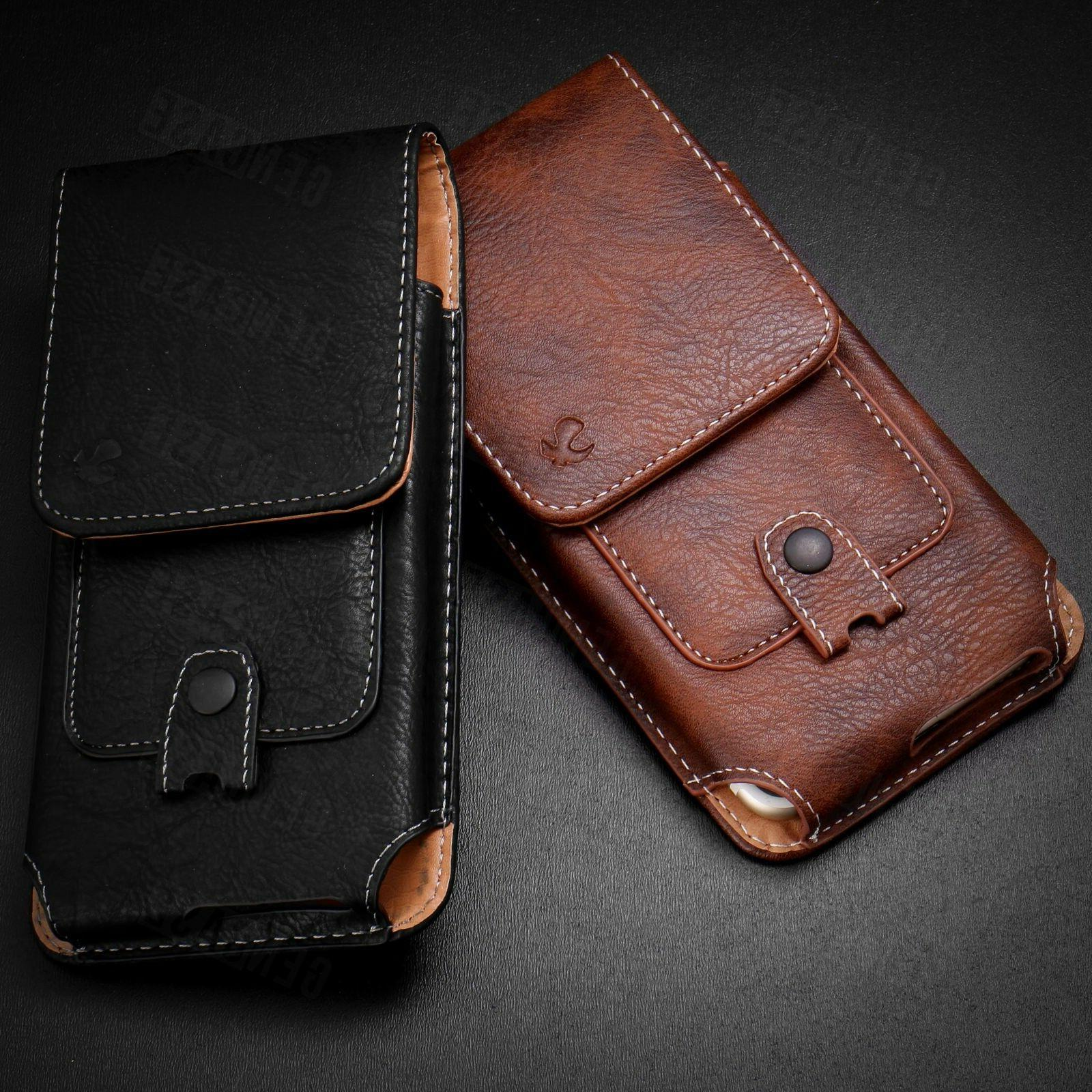 Vertical Wallet Pouch Belt iPhone 11 Max XS