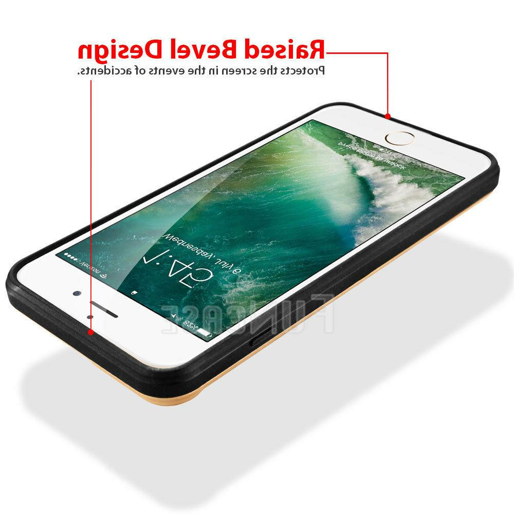 Wallet Credit ID Slim Case Phone Cover for iPhone 8Plus