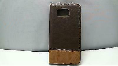 Wenbelle Wallet case cover with card slots brown
