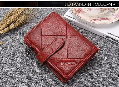 Women's Vintage Cowhide with Bifold Wallet