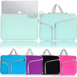 Laptop Sleeve Carry Bag Case For Mac MacBook Air Pro & Retin