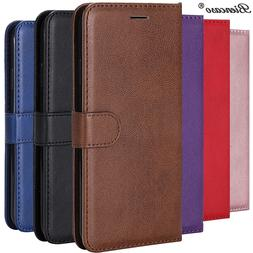 Leather Flip <font><b>Case</b></font> for Samsung Galaxy S10
