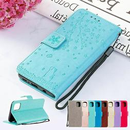 Leather Wallet Case For iPhone 11 Pro Max X XS XR 7 8 6 6S P