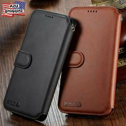 Leather Wallet Flip Card Holder Cover Case For iPhone 11 PRO