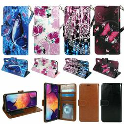 For LG NEON PLUS Only, PU Leather Wallet Phone Case Cover Fl