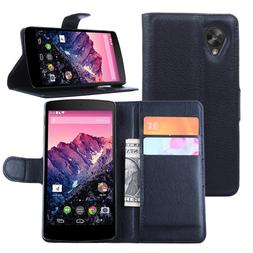 For LG Nexus 5 Mobile Phone <font><b>Cases</b></font> Stand