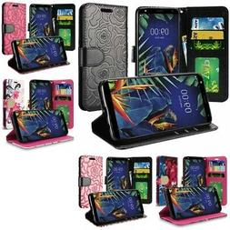 LG Solo LTE Wallet Case With Card Slots Cute For Men Women