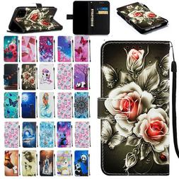 Luxury Leather Flip Wallet Case Cover For iPhone 6s 7 8 X Xs