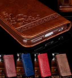 Luxury Wallet Case For iPhone XS Max XR 6s 7 8Plus 5 SE Leat