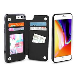 lychee pu leather protective top view slim