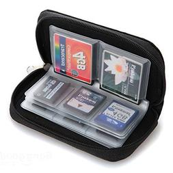 Kemilove Memory Card Storage Wallet Case Bag Holder SD Micro