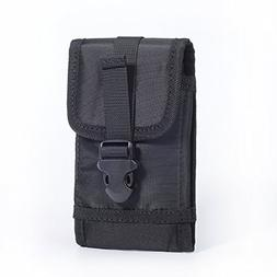 Ranboo Molle Phone Pouch Outdoor Military Army Camo Holster