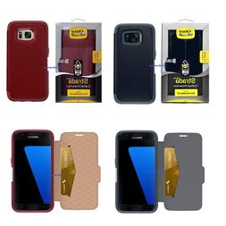 New OtterBox Strada Series Leather Wallet Case Samsung Galax