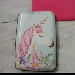 new unicorn shell d credit debit card