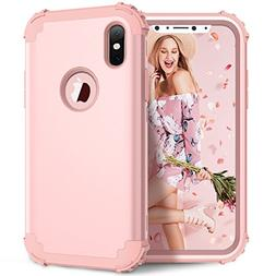 Phone case for iPhone X ,iphone10 Slim Dual Layer Shock Abso