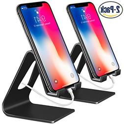 Fynix Phone Stand, Black, 2 units/pack Mobile Phone Stand Ch