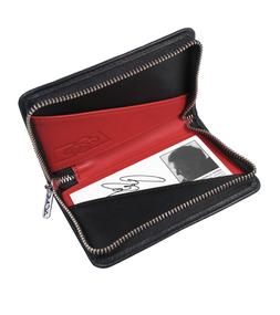 ACME Studio Red Zip L5-4 Card Case by Adrian Olabuenaga NEW